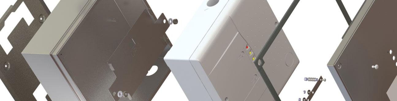 Prototype Design CAD 3D Service