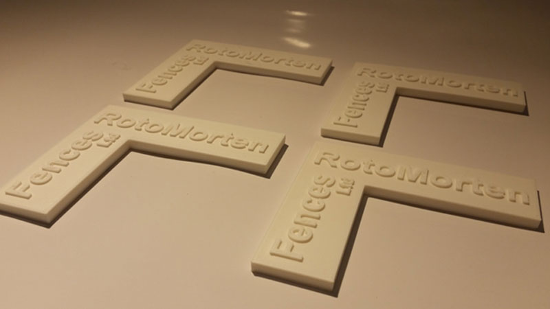 3d printed name plaques